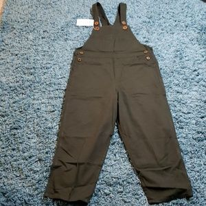 Cropped Overalls